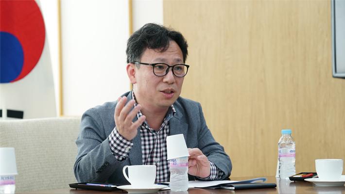 김창보 서울시 공공보건의료재단 대표