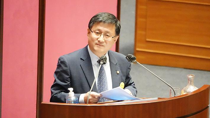 김성환 그린뉴딜분과위원장